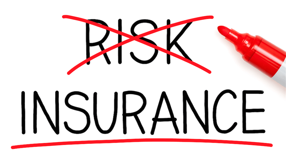 Insurance Risk Crossed Out