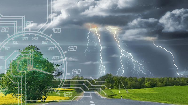 Driverless Cars And Bad Weather