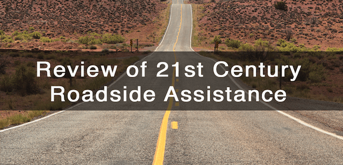 Review Of 21st Century Roadside Assistance